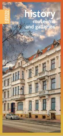 Okładka history museum and galleries