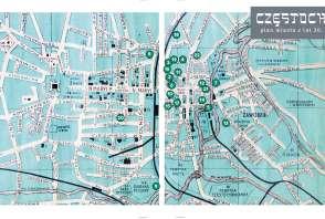 mapa miejsc pamięci