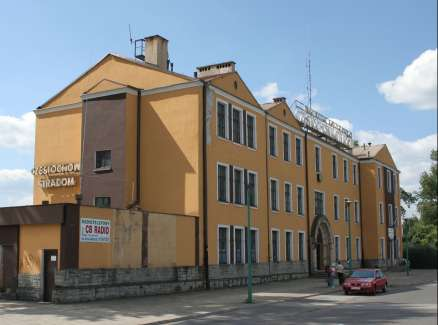 Dworzec PKP Częstochowa Stradom