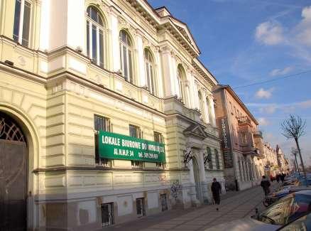 Kamienica nr 34 - daw. Bank Rosyjski