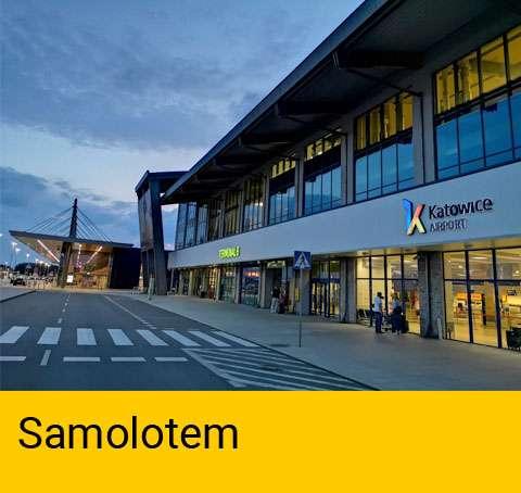 Port lotniczy w Katowicach