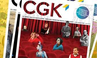 Okładka miesięcznika cgk