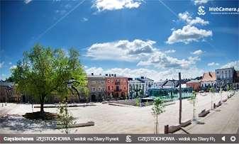 Widok z kamery -  Stare miasto