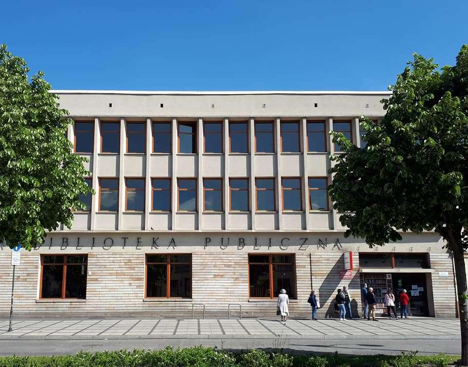 Budynek Biblioteki Publicznej