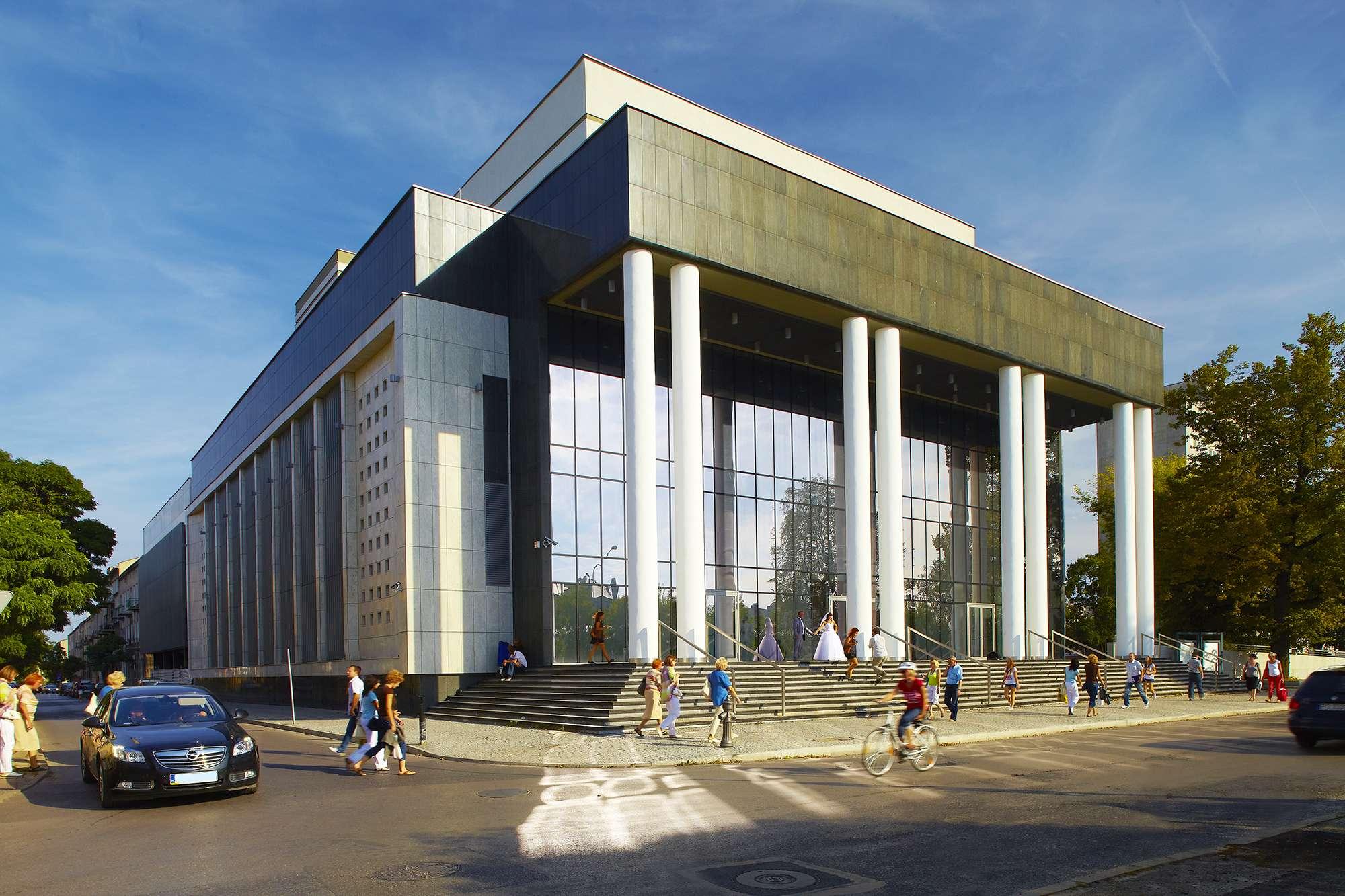 Budynek Filharmoni Częstochowskiej