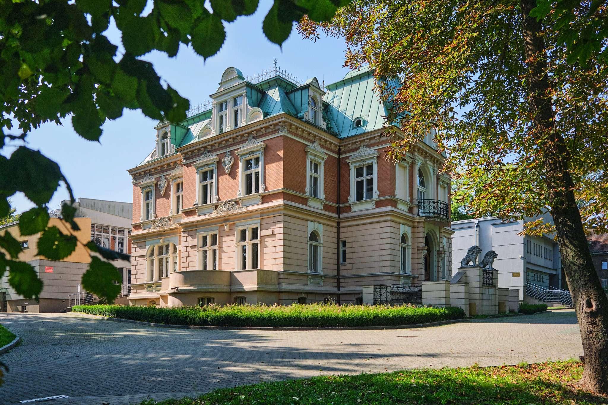 Budynek Miejskiego Domu Kultury