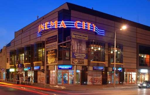 Budynek Cinema City Wolność