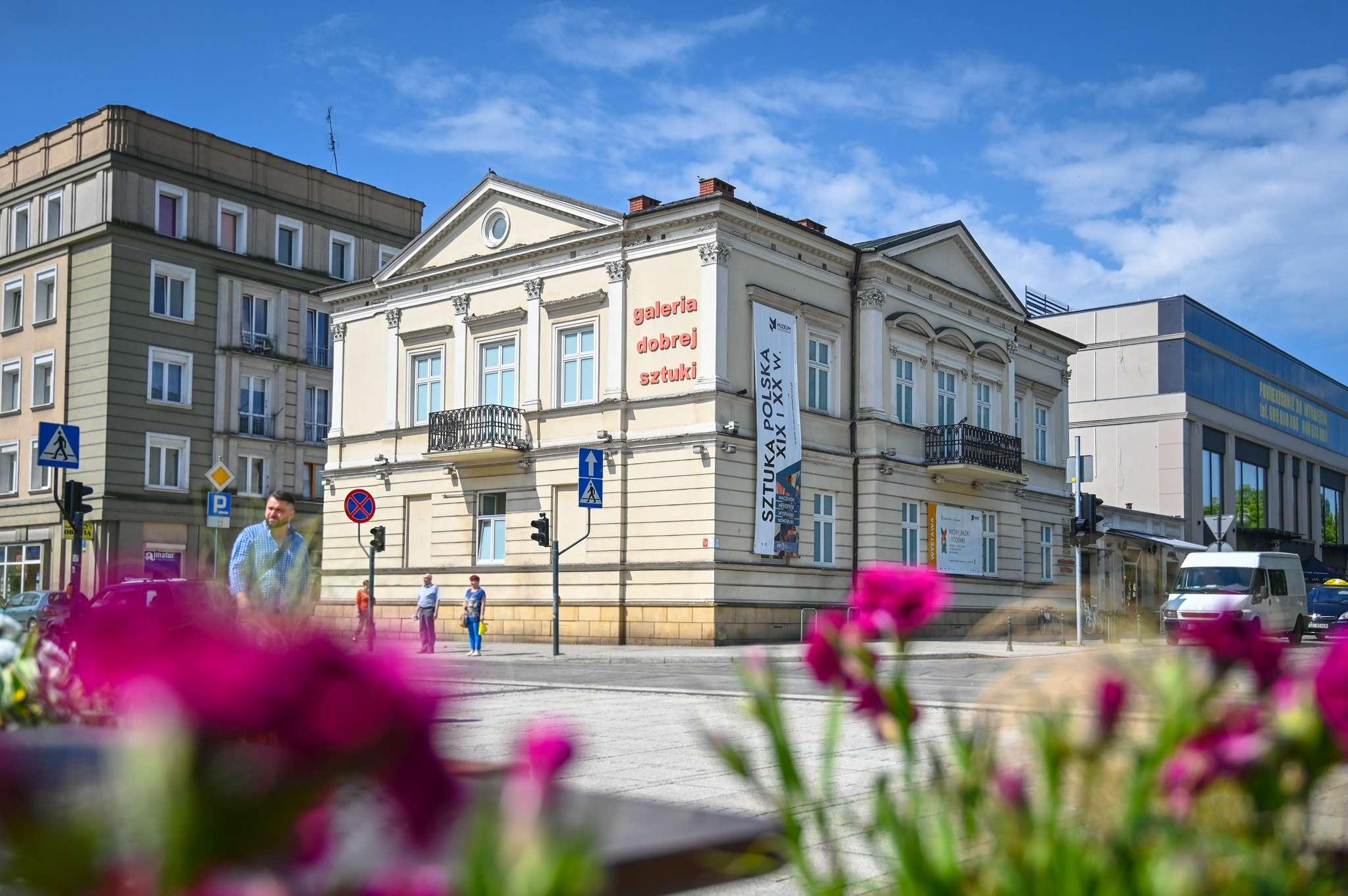 Budynek Galerii Dobrej Sztuki