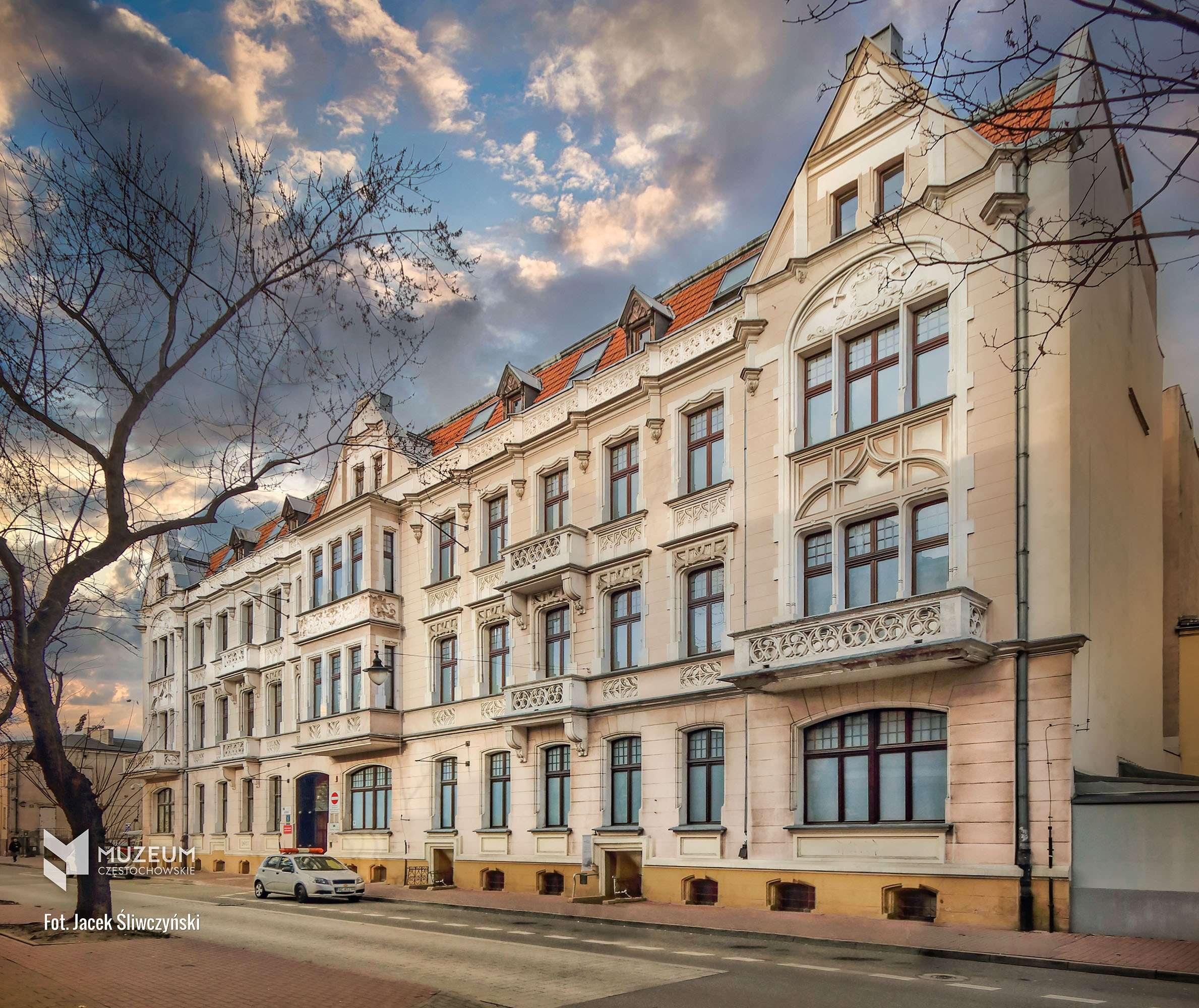 Budynek Muzeum Żydów Częstochowian