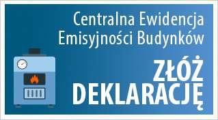 Centralna Ewidencja Emisyjności Budynków - Złóż Deklaracje